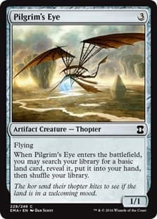 Pilgrim's Eye Foil
