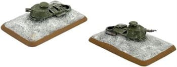 FT-17 Turret Bunkers