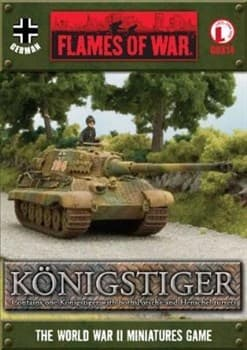 Tank Aces -0 K?nigstiger  (with both turrets*