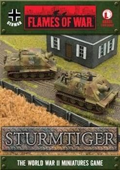 Sturmtiger Platoon