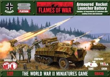 Armoured Rocket Launcher Battery