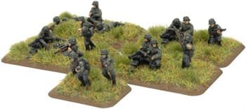 HMG Platoon w/ 4 HMGS