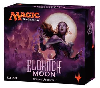 Подарочный набор Fat Pack издания «Eldritch Moon» на английском языке (eng)