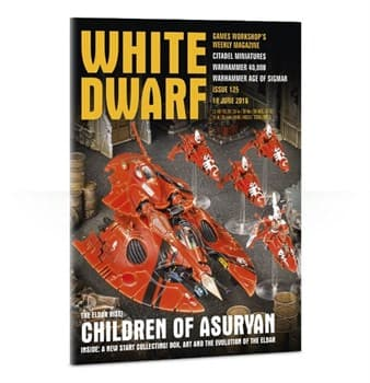White dwarf weekly 125 (english)