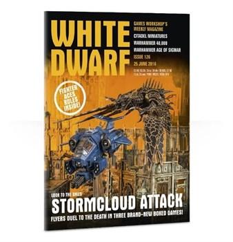 White dwarf weekly 126 (english)