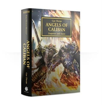 Horus heresy: angels of caliban (a5 hb)