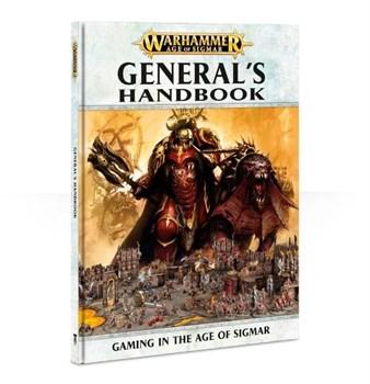 Age Of Sigmar: General's Handbook (Eng) 2017 г.