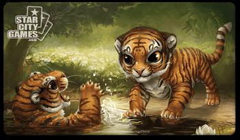 Плеймат + протекторы Tiger