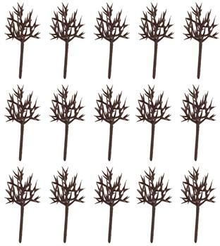 Каркас Дерева Овальный 40 Мм (15 Штук) Пластик