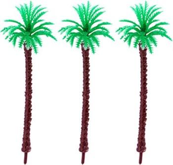 Королевская пальма 130 мм (3 штуки) пластик