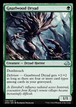 Gnarlwood Dryad