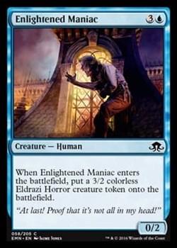 Enlightened Maniac