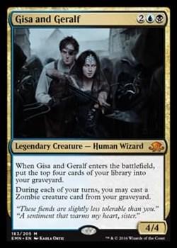 Gisa and Geralf
