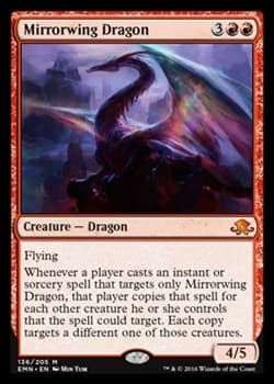 Mirrorwing Dragon FOIL Англ.