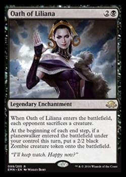 Oath of Liliana