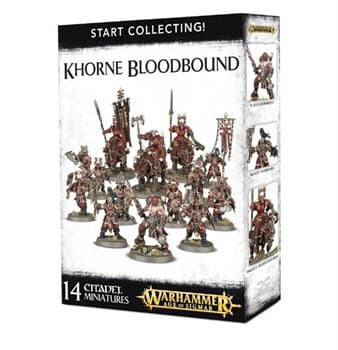 Start Collecting! Khorne Bloodbound