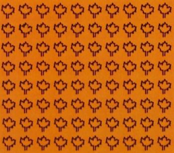 Лист Клена M (360 Штук, 3,2*3,5 Мм) Желтый