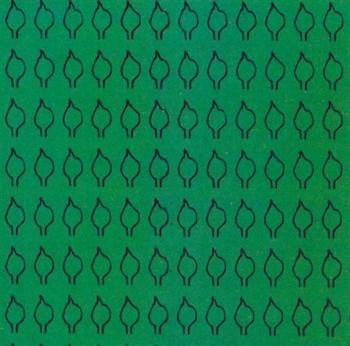 Лист Сердцевидный M (350 Штук 2,2*4,4 Мм) Зеленый
