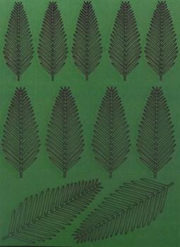 Лист Финиковой Пальмы L