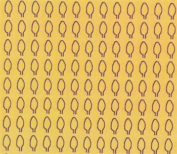 Лист Овальный L (294 Штуки 2,1*4,1 Мм) Сухой