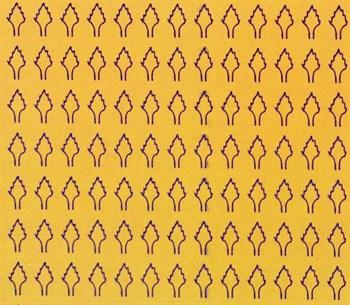 Лист Ромбовидный L (273 Штуки 2,5*4,2 Мм) Осень
