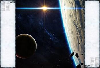 """Игровое поле для Star Wars """"Космос 4"""""""