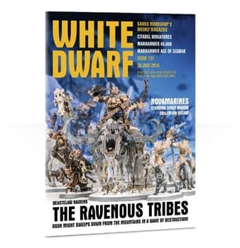 WHITE DWARF WEEKLY 131 (ENGLISH)