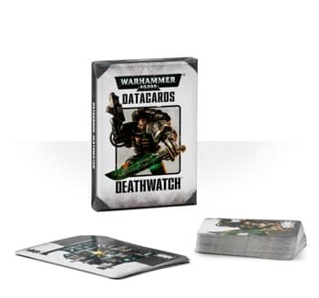 Datacards: Deathwatch (Eng)