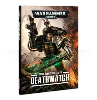Codex: Deathwatch (Sb) (Eng)