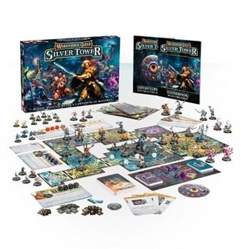 Вархаммер Квест: Серебряная Башня (Warhammer Quest: Silver Tower (Русский)