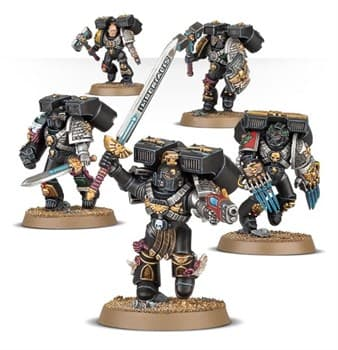 Deathwatch Vanguard Veterans