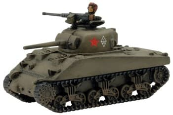 M4 Lend Lease Sherman