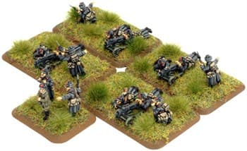 Strelkovy Machine-gun Company (Winter)