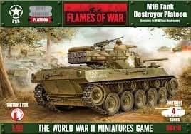 M18 Hellcat Tank Destroyer Platoon