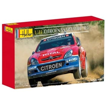 АВТОМОБИЛЬ СИТРОЕН XSARA WRC 05