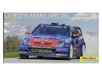 АВТОМОБИЛЬ СИТРОЕН XSARA WRC 06