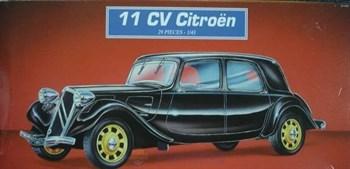 Автомобиль 11СV Ситроен