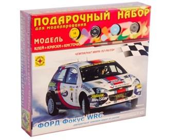 АВТОМОБИЛЬ ФОРД ФОКУС WRC