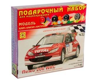 АВТОМОБИЛЬ ПЕЖО 206 WRC