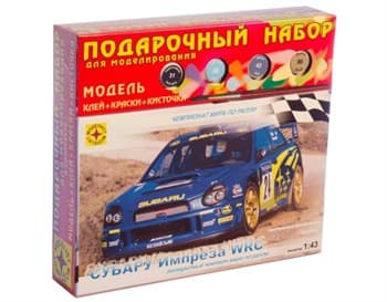Автомобиль  Субару Импреза WRC
