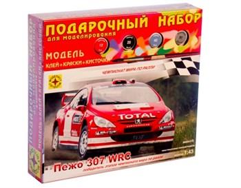 Автомобиль Пежо 307 WRC