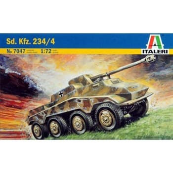Бронеавтомобиль SD.KFZ.234/4