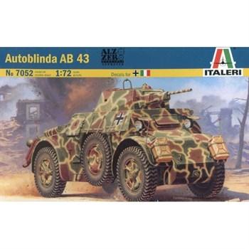 БРОНЕАВТОМОБИЛЬ AUTOBLINDA AB 43