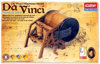 МАШИНА DAVINCI MECHANICAL DRUM