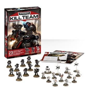 Warhammer 40000: Kill Team (English)