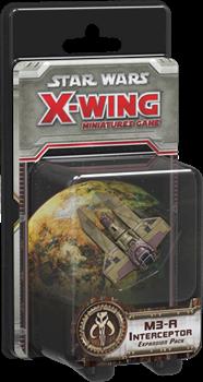 STAR WARS X-WING: M3-A INTERCEPTOR