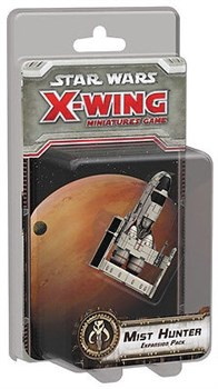 STAR WARS X-WING: MIST HUNTER
