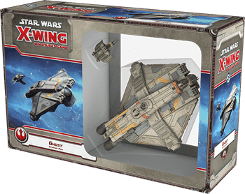 Star Wars: X-Wing - Ghost