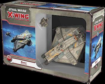 Star Wars X-Wing: Ghost