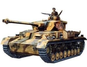 Немецкий танк Т-IV H/J (1:35)